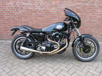 Harley-Davidson XLCR 1200 EVO