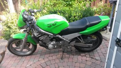 Honda CB 1