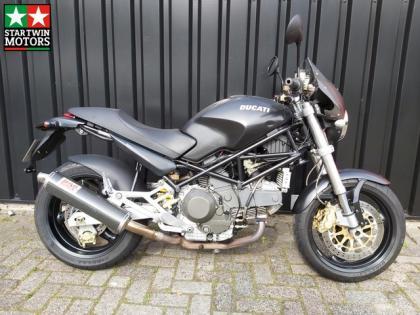 Ducati Monster 900 Dark