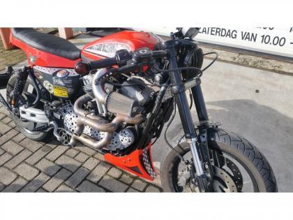 Harley-Davidson XR1200 cafe racer special