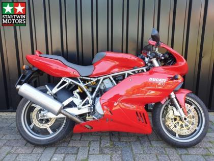Ducati 800 Supersport Carenata