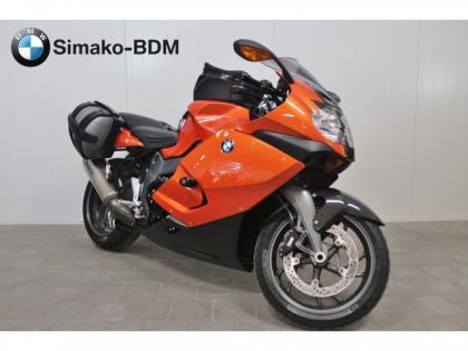 BMW K 1300 S Lava Orange