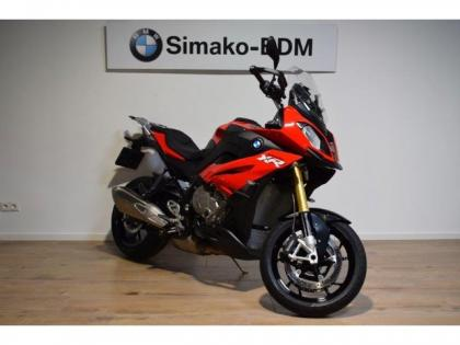 BMW S 1000 XR racing-red uni