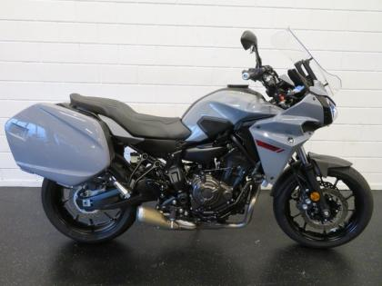 Yamaha TRACER MT 07 GT KOFFERS HISTORIE