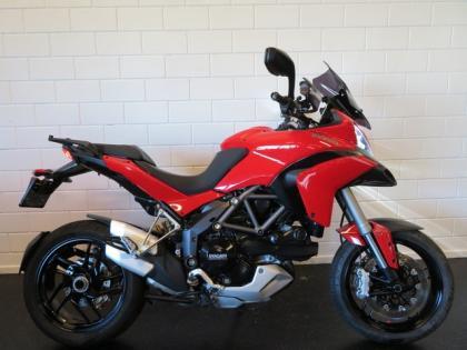 Ducati MULTISTRADA 1200 S GRAND TOURER