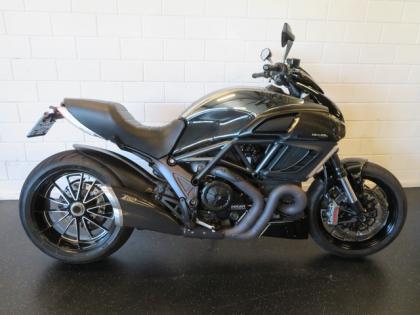 Ducati DIAVEL AMG CHROMO NIEUWSTAAT! ZARD