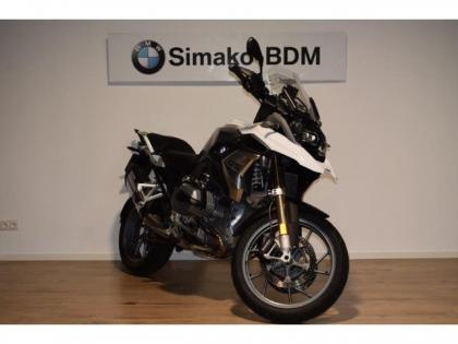 BMW R 1200 GS Lightwhite