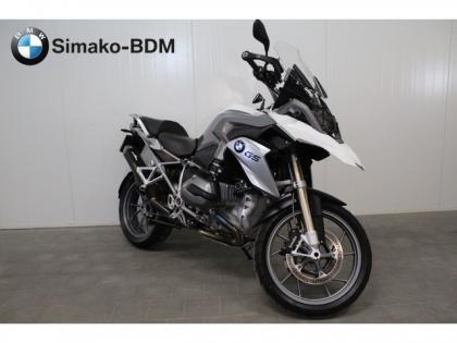 BMW R 1200 GS thunder grey/ White metallic