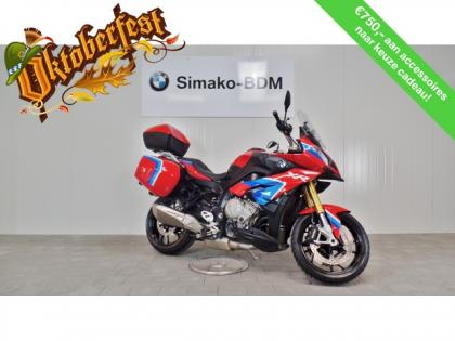 BMW S 1000 XR Racing-red