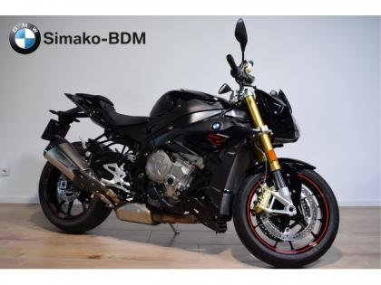 BMW S 1000 R Black Storm metallic