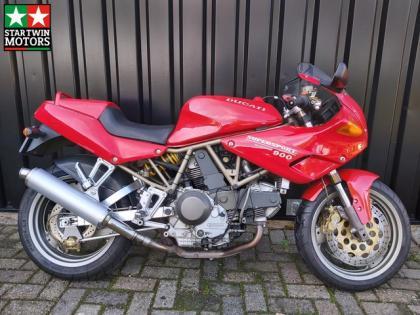 Ducati 900 SS Nuda