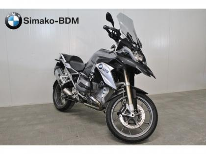 BMW R 1200 GS thunder-grey metallic
