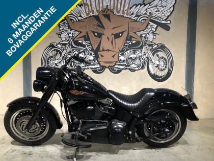 Harley-Davidson Chopper FLSTFB Fat Boy Special