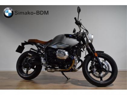 BMW R nineT Scrambler Option 719