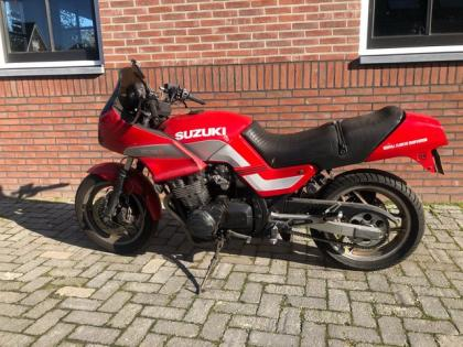 Suzuki Tour GSX 750 ES
