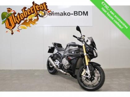 BMW S 1000 R Black storm metallic