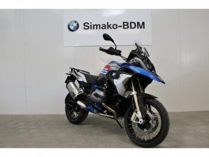 BMW R 1200 GS Lupin blau metallic