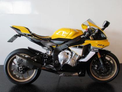Yamaha YZF R1 60TH ANNIVERSERY EDITION