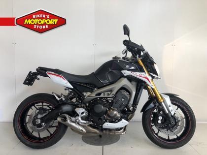 Yamaha MT 09 ABS STREET RALLY