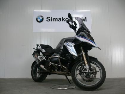 BMW R 1200 GS Light white