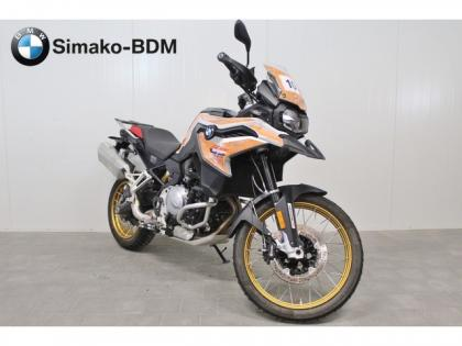 BMW F 850 GS Light white