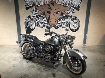 Harley-Davidson Chopper Haritage Softtail FLSTC