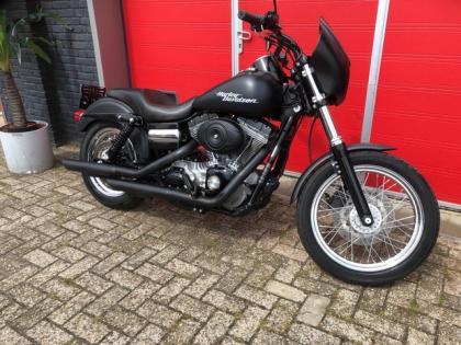 Harley-Davidson Chopper 88 FXDBi Street Bob Clubstyle fxdc