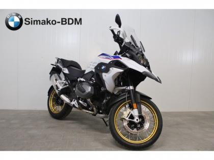 BMW R 1250 GS, HP Light White Racing Blue Racing Red