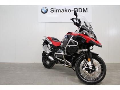 BMW R 1200 GS Adventure racing-red uni matt