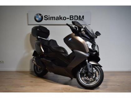 BMW C 650 GT frozen bronze