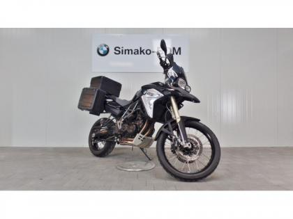 BMW F 800 GS Zwart storm metallic