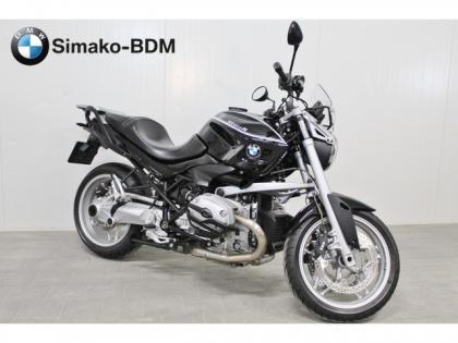 BMW R 1200 R Nacht-schwarz