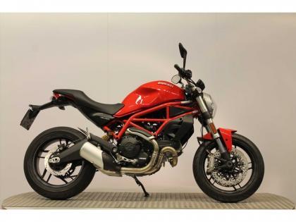Ducati Monster 797 .