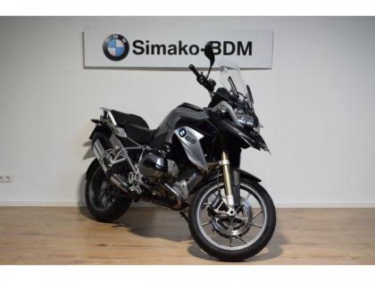 BMW R 1200 GS Thunder grey