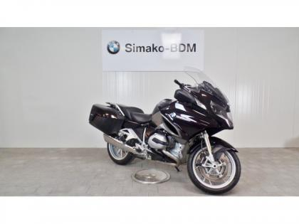 BMW R 1200 RT Ebony metallic