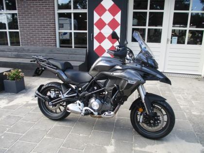 Benelli TRK 502 ABS